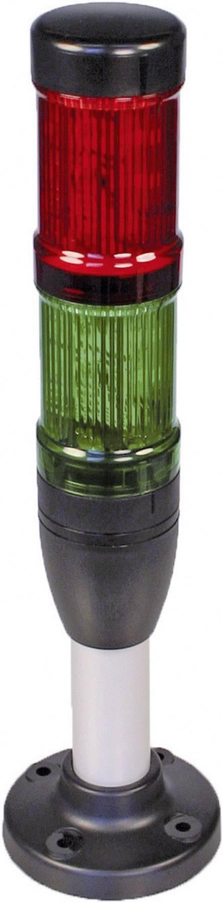 Součást signalizačního sloupku Eaton SL4-100-L-RYG-24LED, 24 V, trvalé světlo, červená, žlutá, zelená