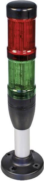 Součást signalizačního sloupku Eaton SL4-100-L-RG-24LED, 24 V, trvalé světlo, červená, zelená