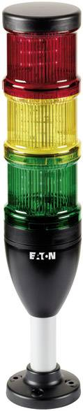 Modul signalizačního sloupku Eaton SL7-100-L-RYG-24LED, 24 V, trvalé světlo, červená, žlutá, zelená