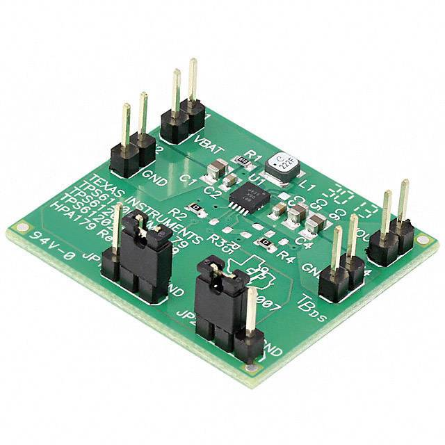 Vývojová doska Texas Instruments TPS61202EVM-179