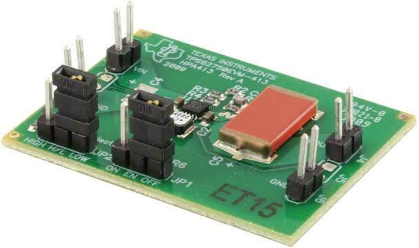 Vývojová deska Texas Instruments TPS62750EVM-413
