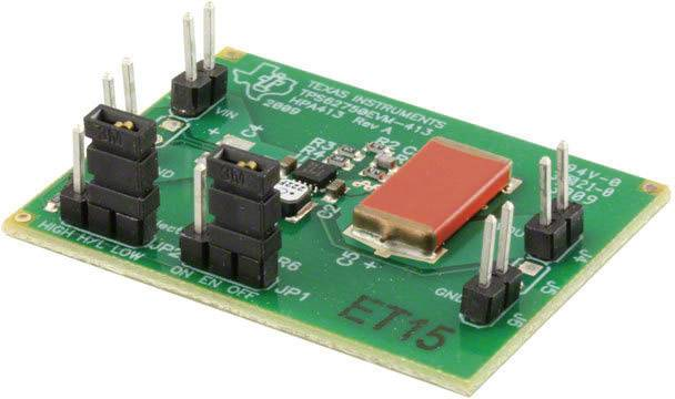 Vývojová doska Texas Instruments TPS62750EVM-413