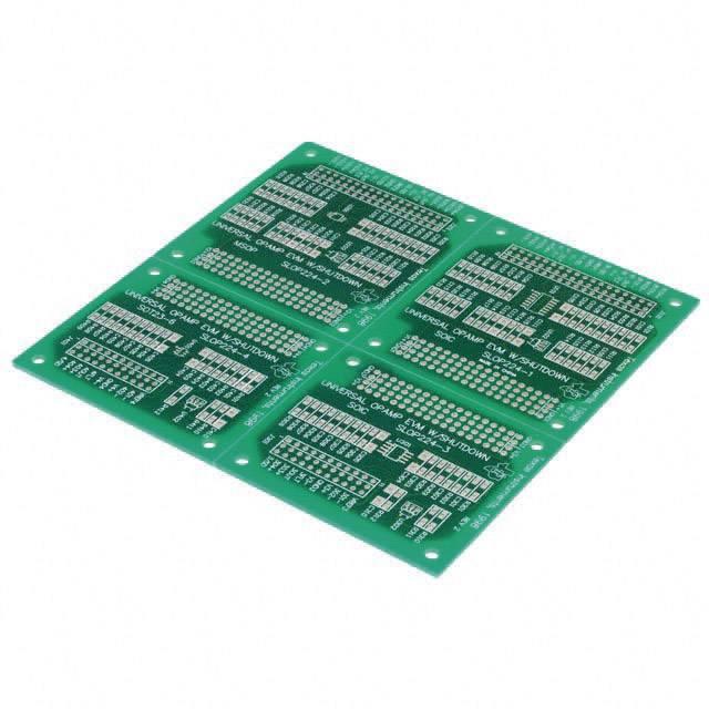 Doska (neosadená) Texas Instruments OPAMPEVM-SOT23SHDN
