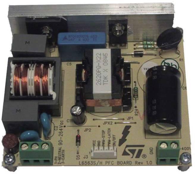 Vývojová deska STMicroelectronics EVL6563H-100W