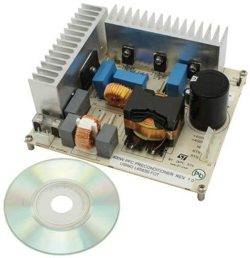 Vývojová deska STMicroelectronics EVL6563S-400W