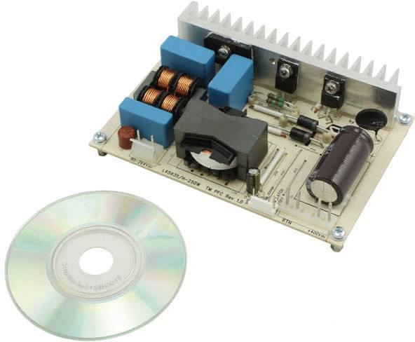 Vývojová deska STMicroelectronics EVL6563S-250W
