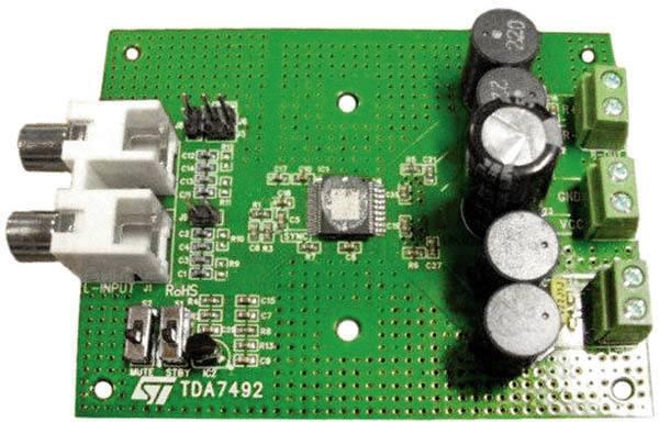 Vývojová deska STMicroelectronics STEVAL-CCA027V1