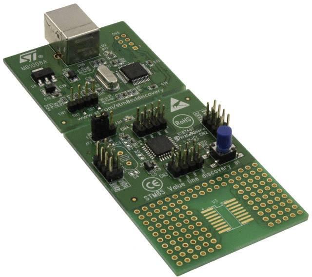 Vývojová deska STMicroelectronics STM8SVLDISCOVERY