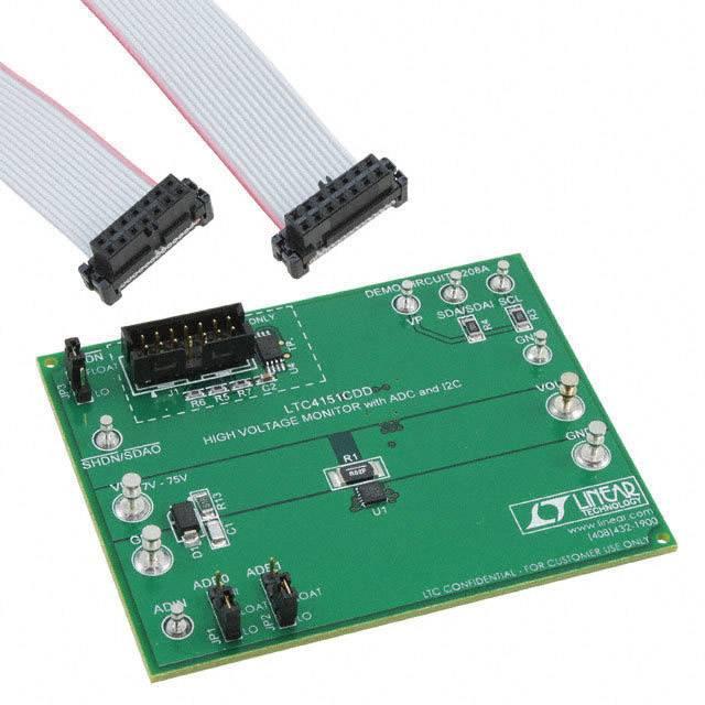 Vývojová deska Linear Technology DC1208A
