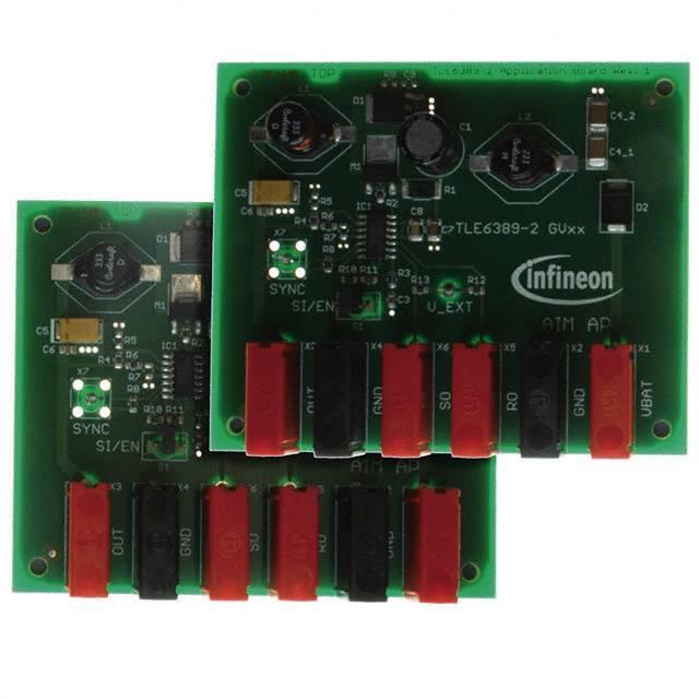 Vývojová deska Infineon Technologies DEMOBOARD TLE 6389-2 GV50