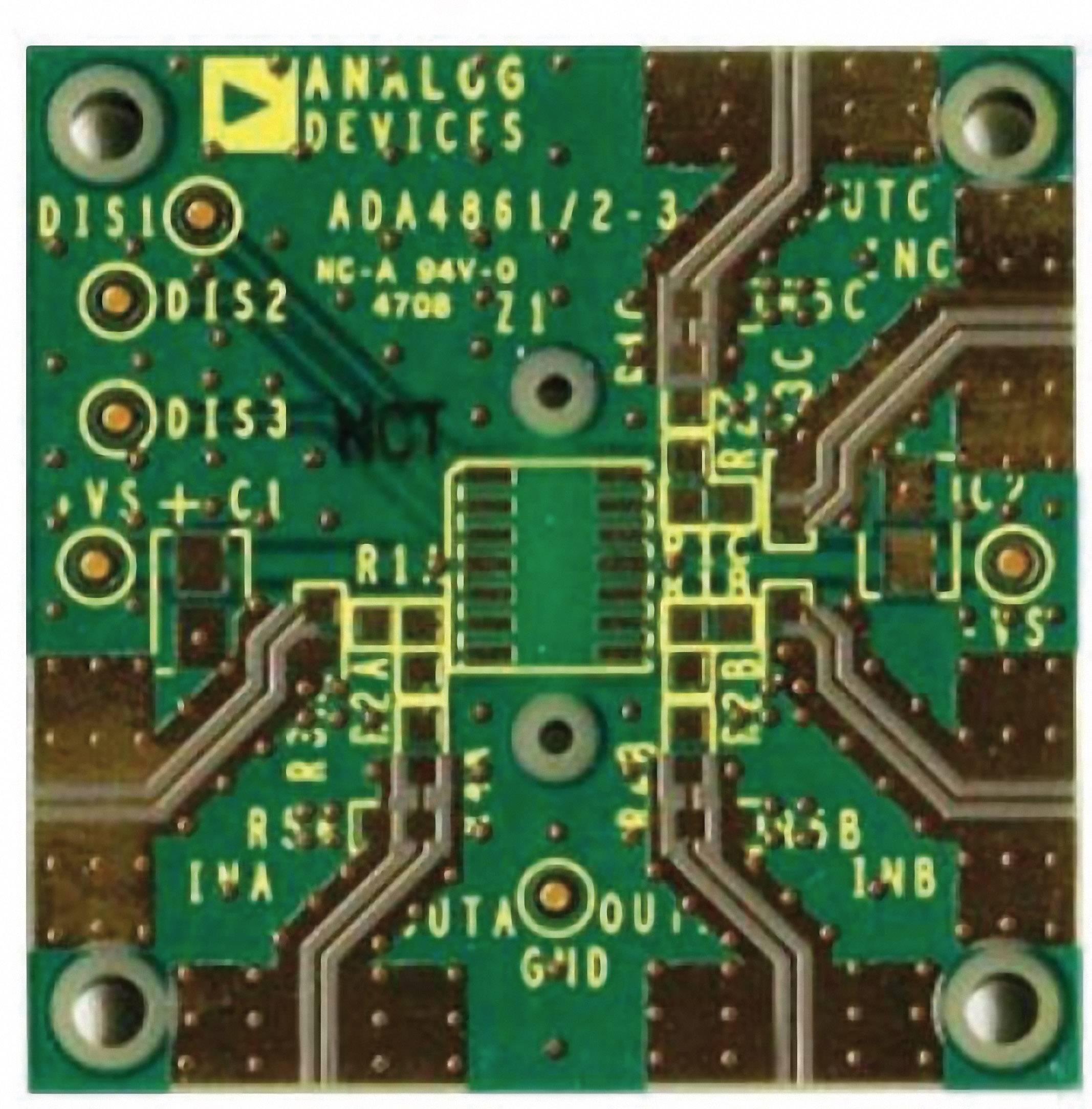 Deska (neosazená) Analog Devices AD8023AR-EBZ