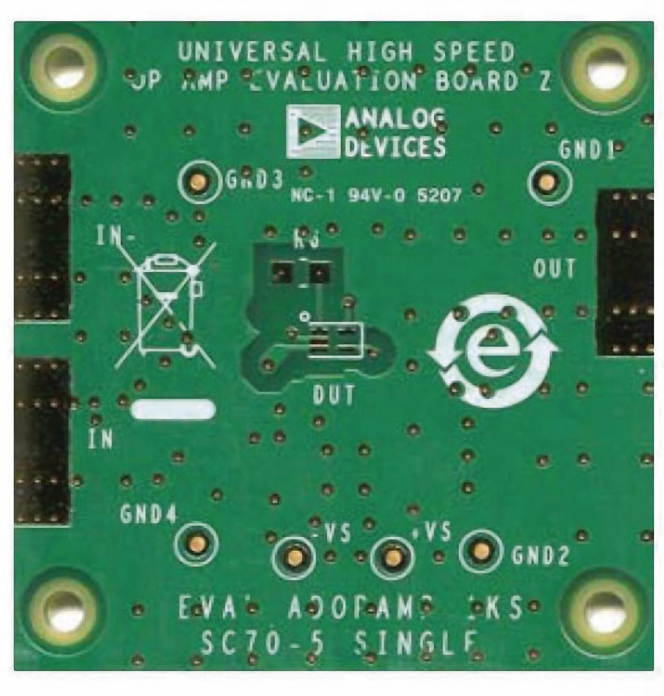 Deska (neosazená) Analog Devices AD8029AKS-EBZ