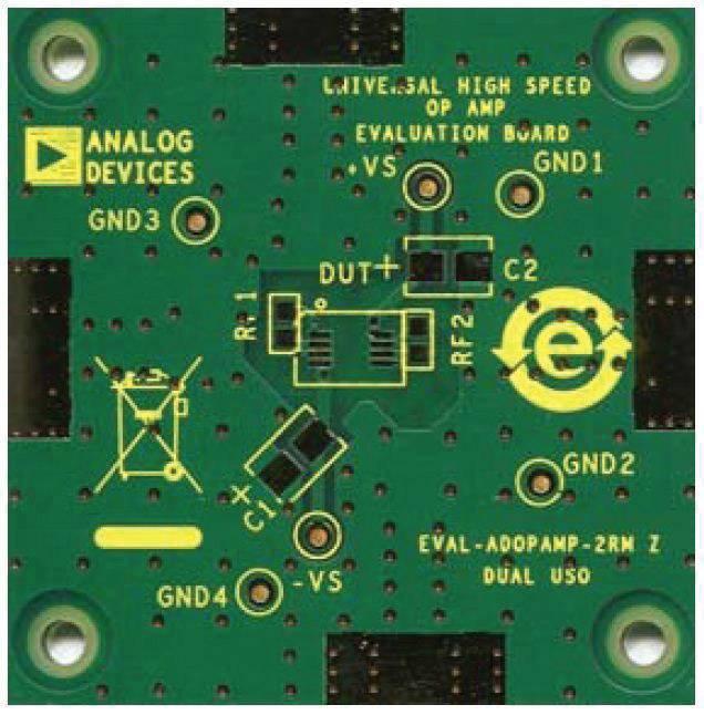 Deska (neosazená) Analog Devices AD8062ARM-EBZ