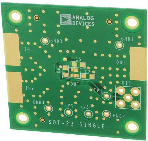 Deska (neosazená) Analog Devices AD8063ART-EBZ