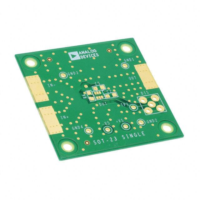 Deska (neosazená) Analog Devices AD8065ART-EBZ