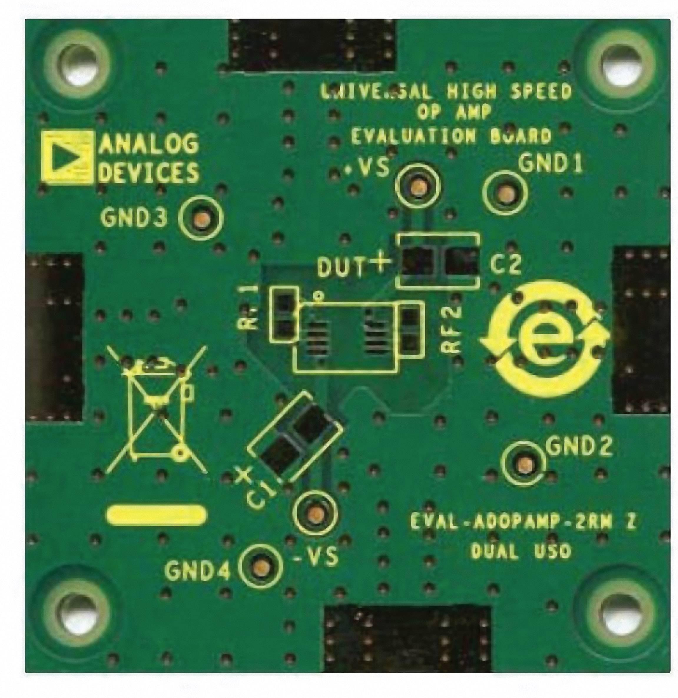 Deska (neosazená) Analog Devices AD8066ARM-EBZ