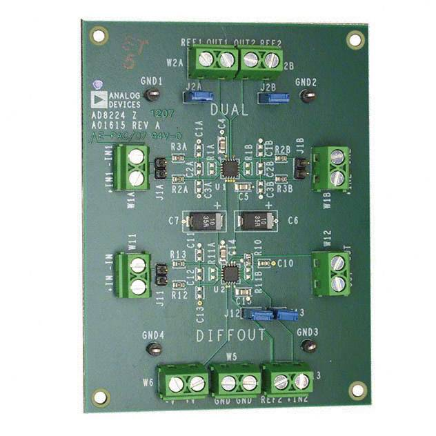 Vývojová deska Analog Devices AD8224-EVALZ