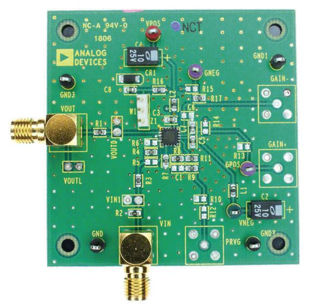 Vývojová deska Analog Devices AD8336-EVALZ