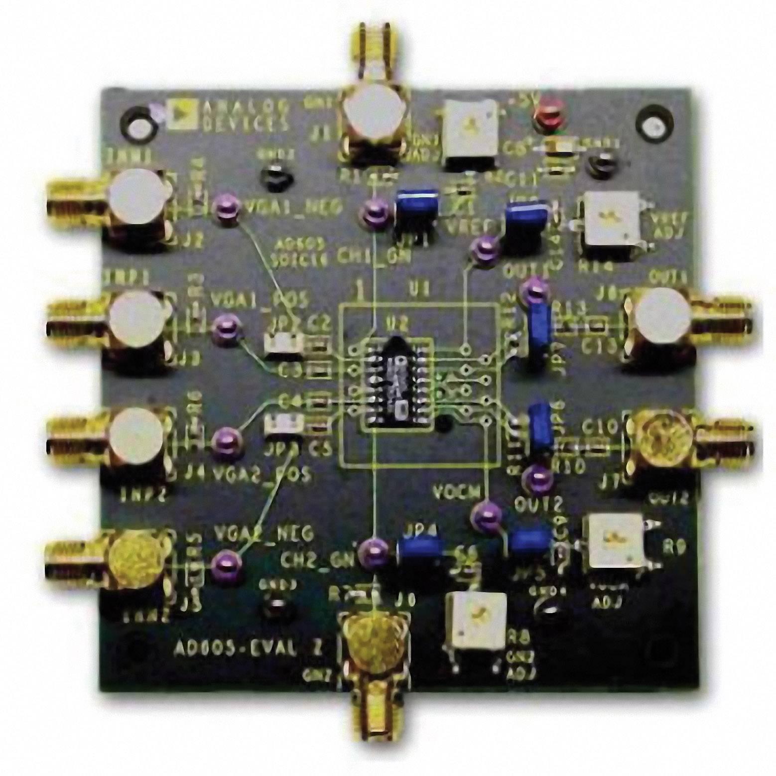 Vývojová deska Analog Devices AD605-EVALZ