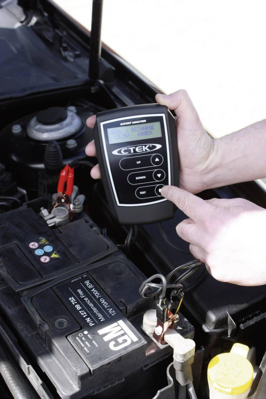 Tester autobaterie CTEK, 12 V