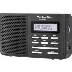 Přenosné rádio TechniSat DigitRadio 210, černá