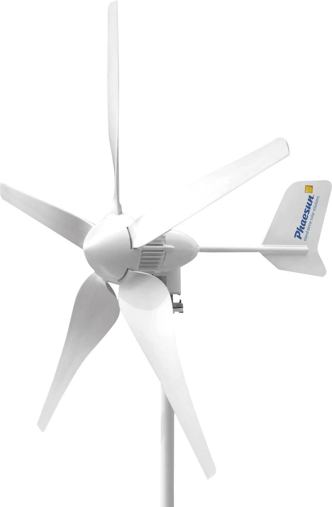 Veterný generátor pre mini elektrárňu Phaesun Stormy Wings 400_12 310125, výkon pri 10m/s 400 W