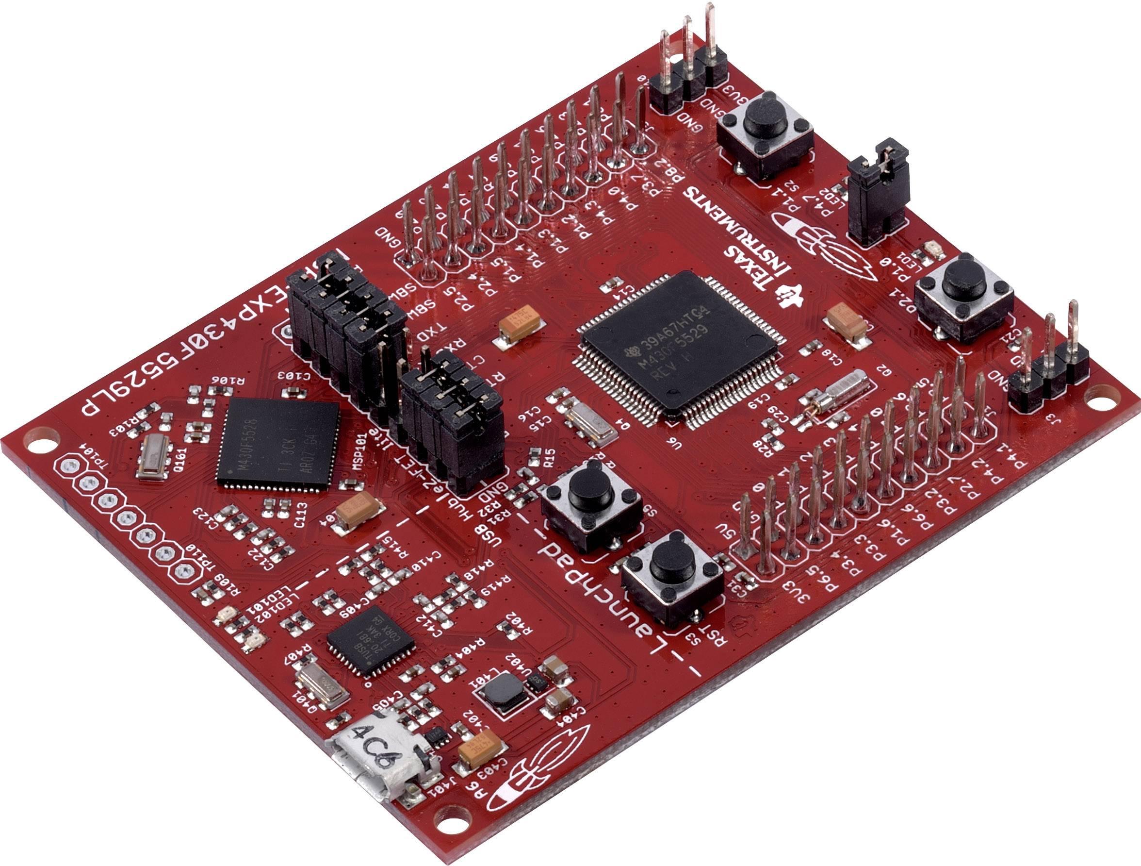 Vývojová doska Texas Instruments MSP-EXP430F5529LP