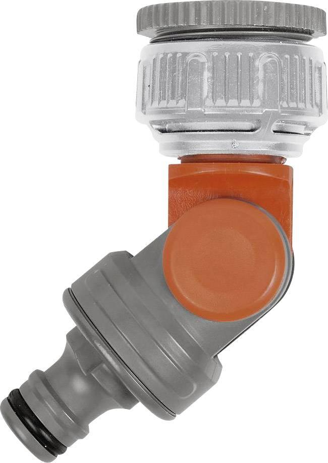 Výkyvná přípojka na vodovodní kohoutek Gardena, 33,3 mm / 26,5 mm / 21 mm