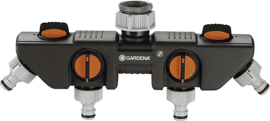 4-cestný rozdelovač GARDENA 8194-20