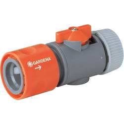 """Stopspojka s regulačním ventilem Gardena 13 mm (1/2 """")"""