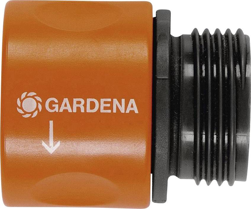 """Hadicová rychlospojka Gardena, vnější závit 26,5 mm (3/4 """")"""