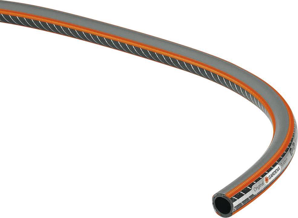 Hadice Gardena Comfort HighFLEX, 18066-20, 30 m, Ø 13 mm, šedá/černá/oranžová