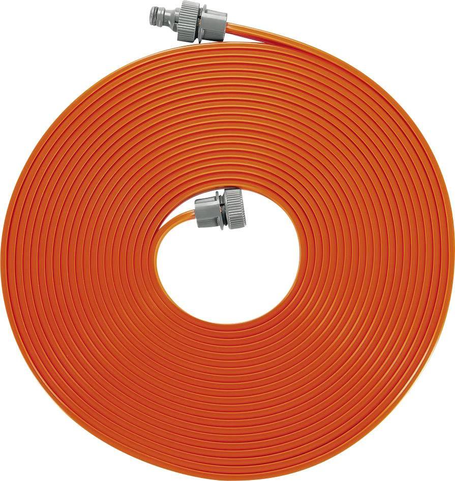 Hadicový zavlažovač Gardena 995, 7.5 m, oranžový