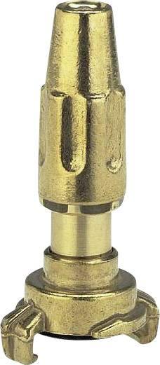 """Mosazná tryska s rychlospojkou Gardena pro 19mm (3/4"""") hadice"""