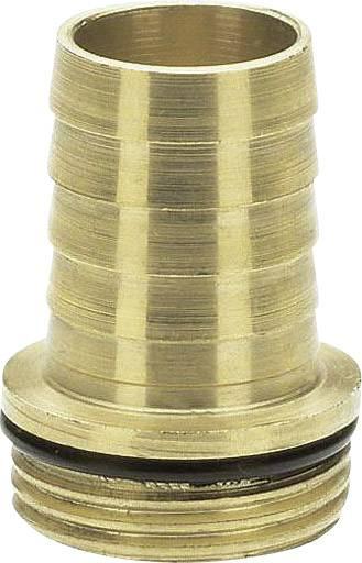 """Mosazná spojka Gardena, 26,5mm (G 3/4) závit, 19mm (3/4"""") hadice"""