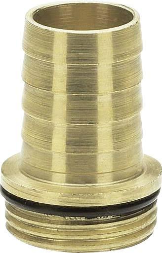 """Mosazná spojka Gardena, 42mm (G 1 1/4) závit, 32mm (1 1/4"""") hadice"""