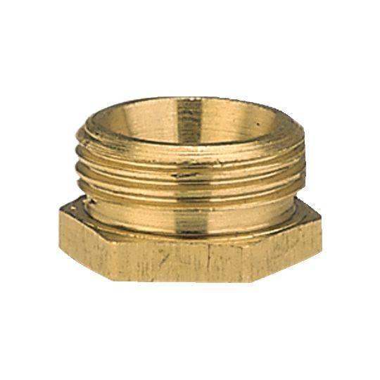 Závitová redukce Gardena, 33,3 mm (G 1) vnější závit / 26,5 mm (G 3/4) vnitřní závit