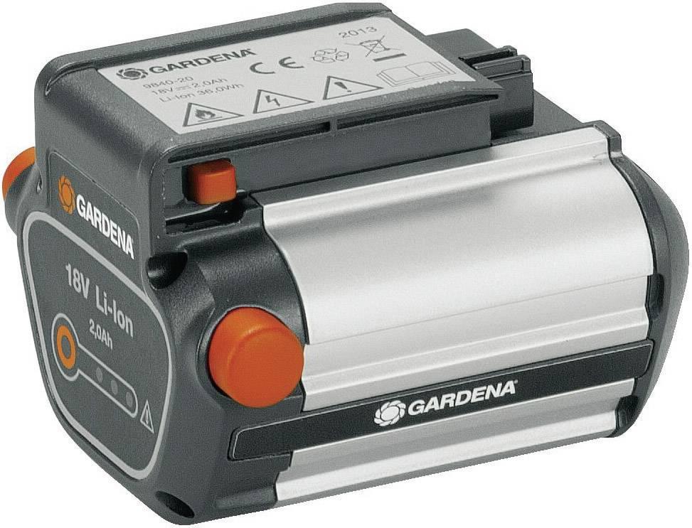 Akumulátor Gardena BLI-18, 18 V, 2 Ah, 09840-20