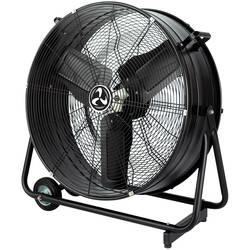 Průmyslový podlahový ventilátor CasaFan DF600 Eco IP54 SL, 123 W, (Ø x v) 76 cm x 78 cm, černá (matná)