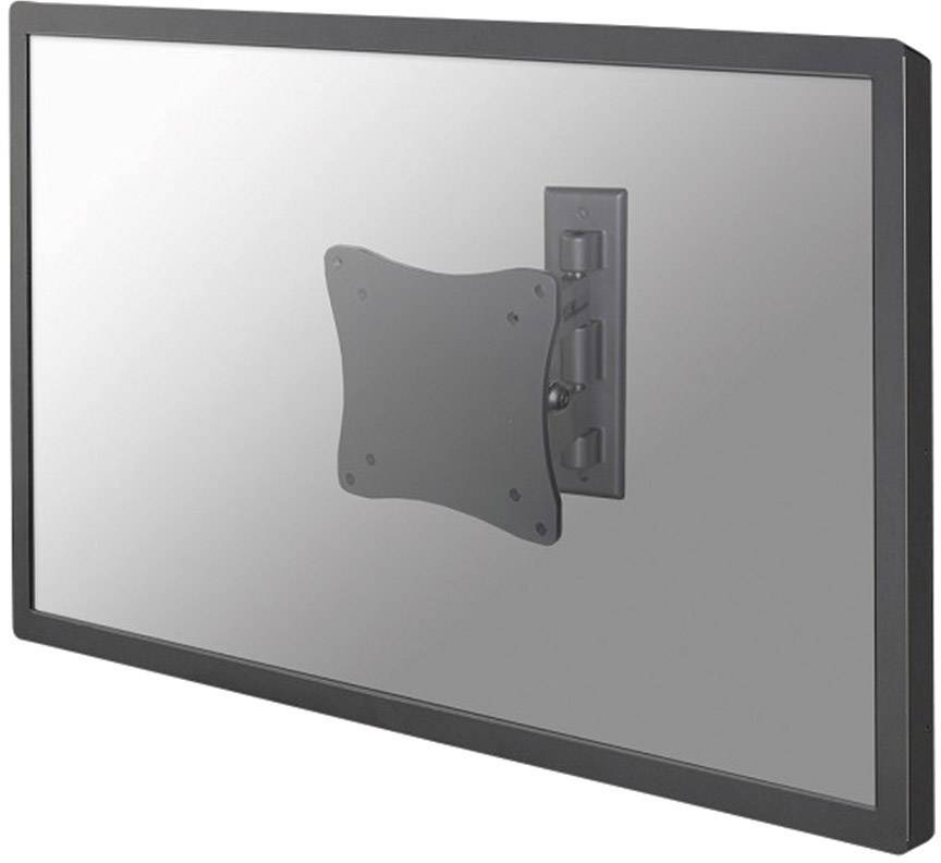 "Nástěnný držák - rameno na TV, 25,4 - 61 cm (10 - 24"") NewStar Products FPMA-W810"