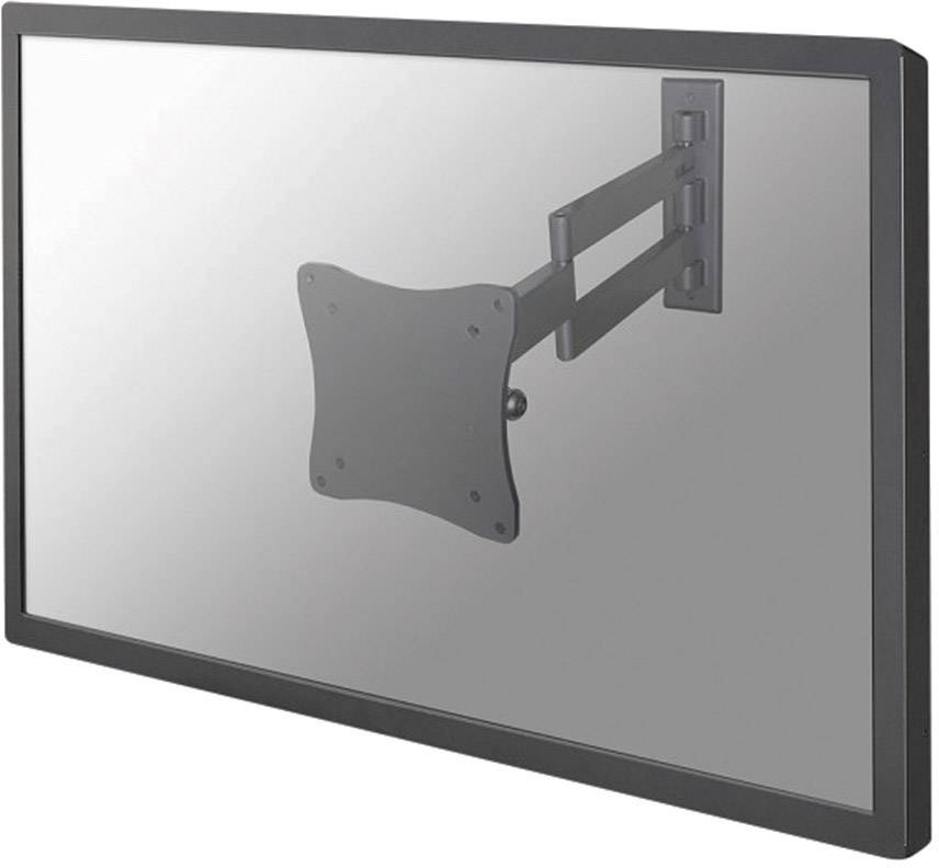 """Držiak na stenu pre monitor NewStar FPMA-W830, 25,4 cm (10"""") - 68,6 cm (27""""), strieborná"""