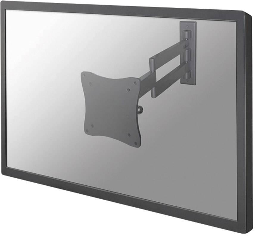 """Držiak na stenu pre monitor NewStar Products FPMA-W830, 25,4 cm (10"""") - 68,6 cm (27""""), strieborná"""