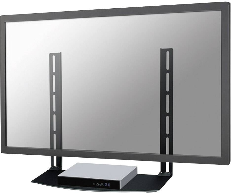 AV přístrojový nosník NewStar NS-SHELF100, (š x v x h) 460 x 380 x 285 mm, černá