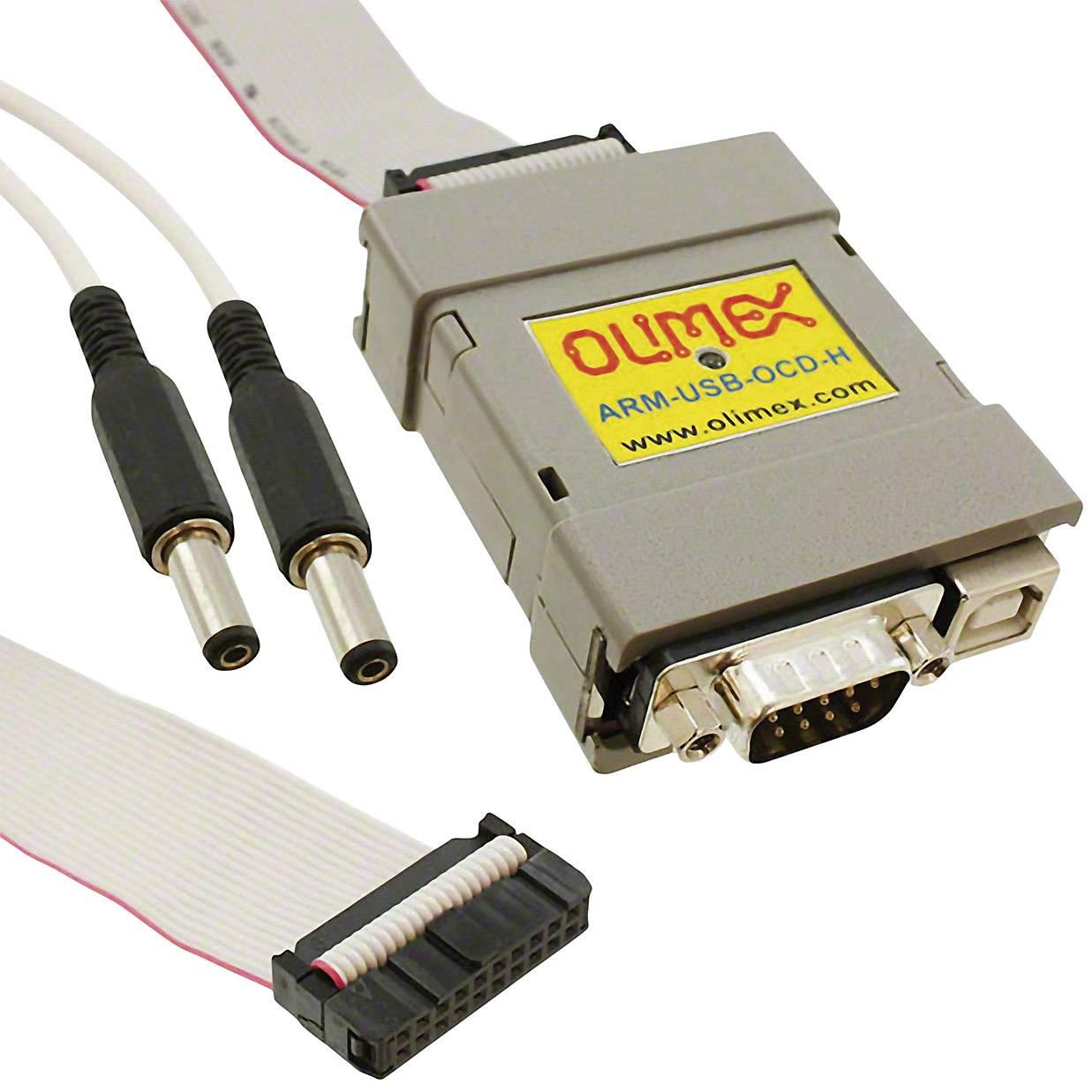 USB Debugger Modul ARM JTAG na RS232 Olimex ARM-USB-OCD-H