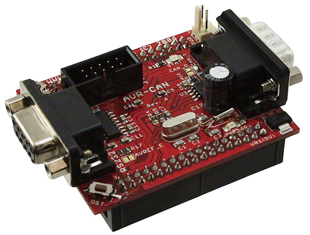 Vývojová doska Olimex AVR-CAN