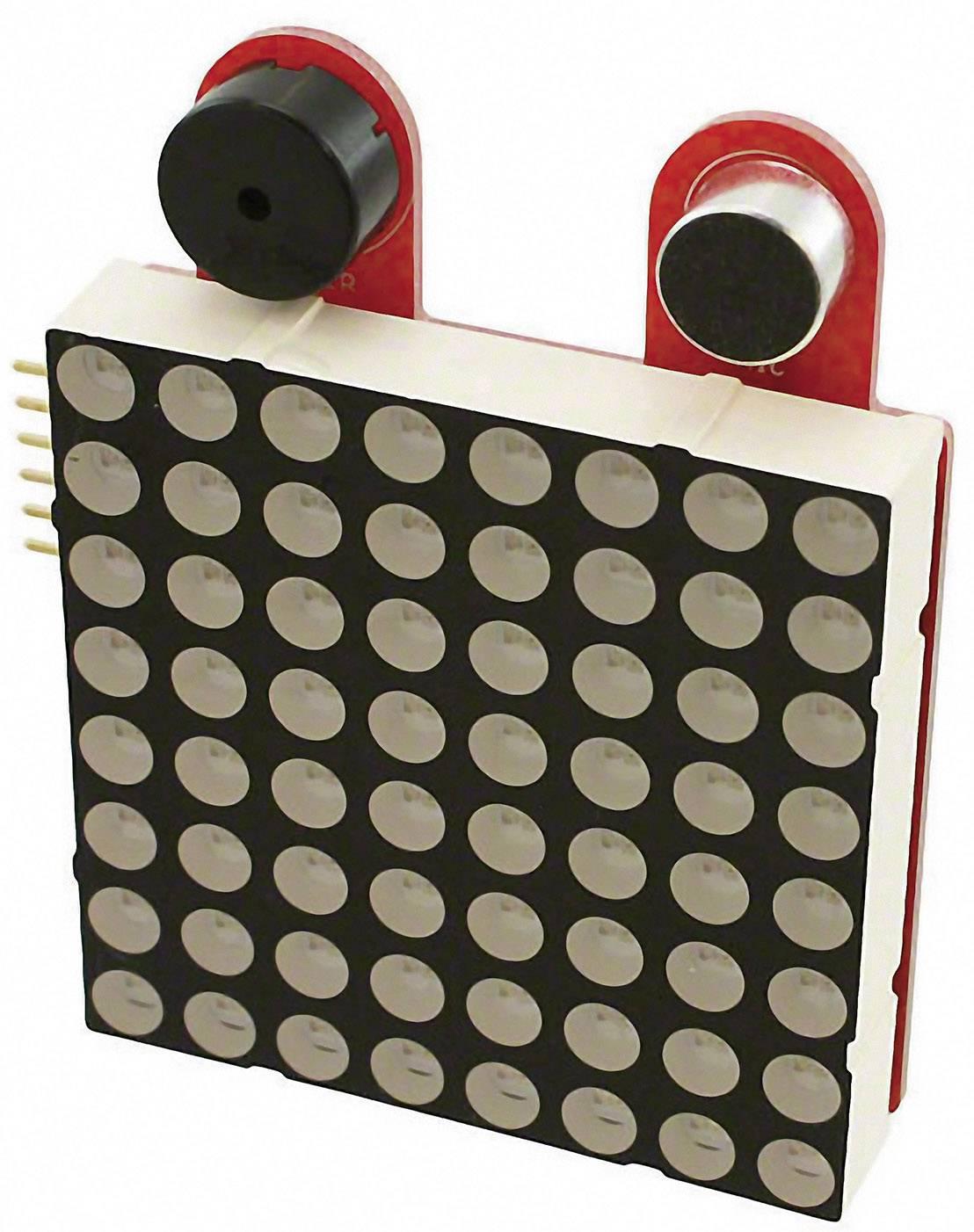 Rozširujúca doska Olimex MSP430-LED8x8BOOSTER