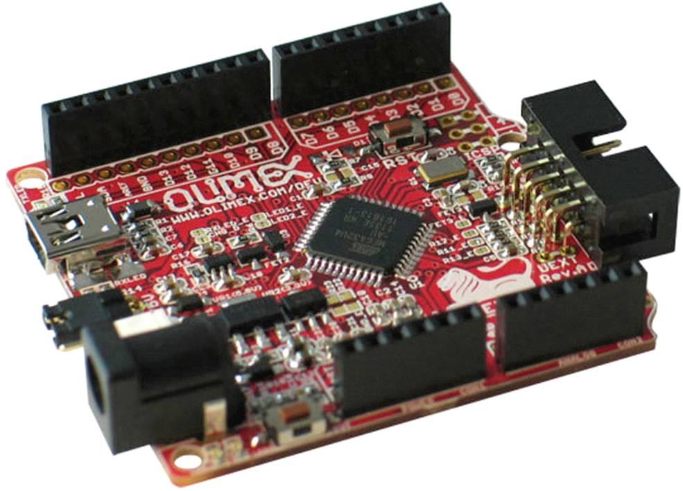 Vývojová doska Olimex OLIMEXINO-32U4