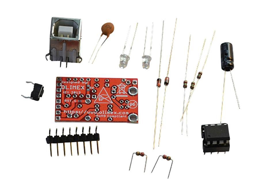 Prototype sada Olimex OLIMEXINO-85-KIT