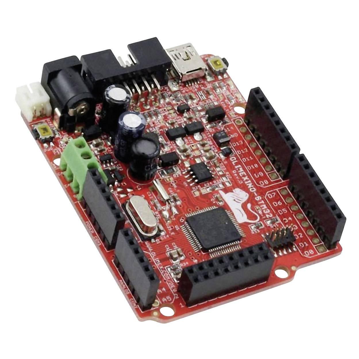 Vývojová deska Olimex OLIMEXINO-STM32