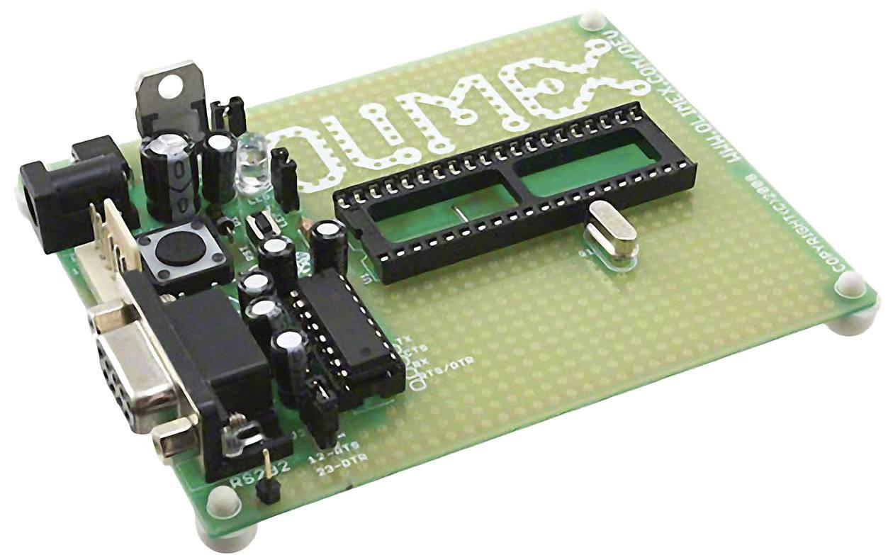 Prototype board Olimex PIC-P40-20MHz